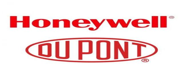 HoneyWell & DuPont Teamup on 1234YF