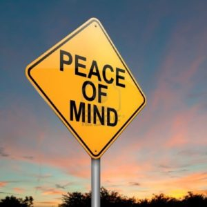 Peace of mind on pricing
