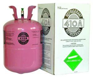 r-404a 25 pound cylinder
