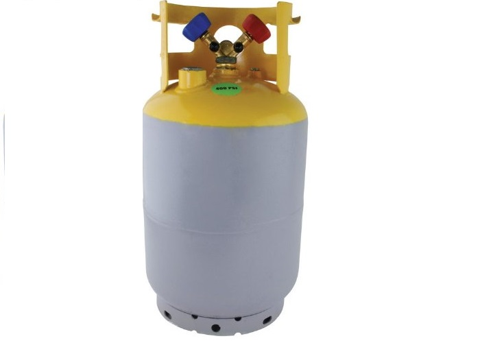 Product Review: MasterCool Refrigerant Recovery Cylinder Tank 30Lb