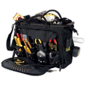 Product Review: Custom LeatherCraft 1539 18 Multi-Compartment Tool Carrier