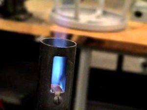 Halide Torch Leak Detection