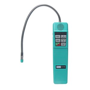 Signstek Portable AC Refrigerant Halogen Gas Leakage Detector Tester with High Sensitivity for Home Use