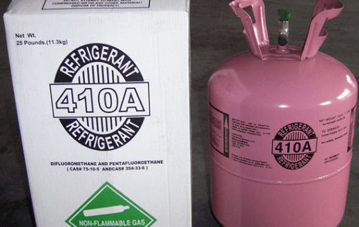 How Much Is R-410A Refrigerant Per Pound in 2019