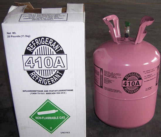How Much Is Freon >> R 410a Refrigerant Fact Info Sheet Refrigerant Hq