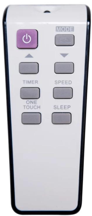 KoldFront WAC10002WCO Remote Control