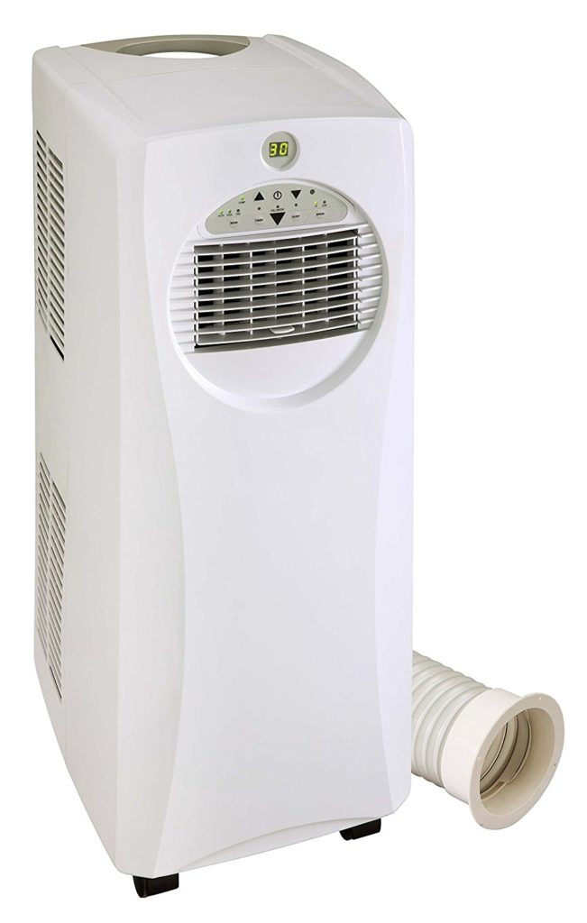 Spt 9000 BTU Slimline Ac with Heater