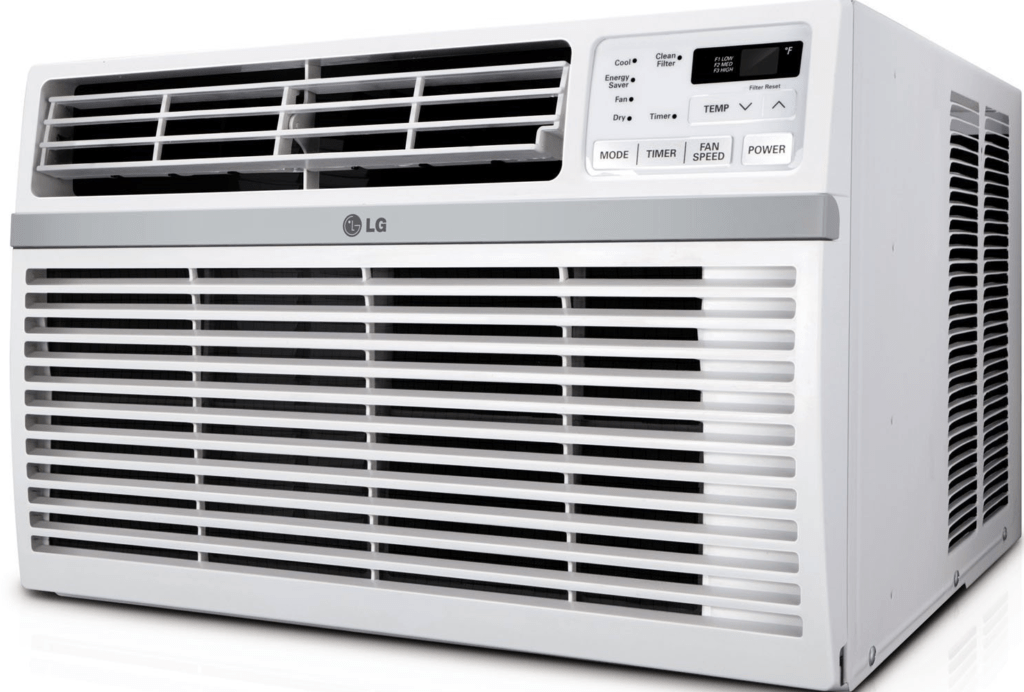 LG LW8016ER 8,000 BTU Window Air Conditioner
