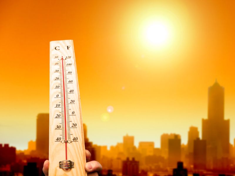 Displacing Heat