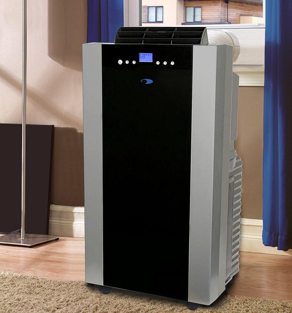 Climatiseur portatif à double tuyau Whynter de 14 000 BTU