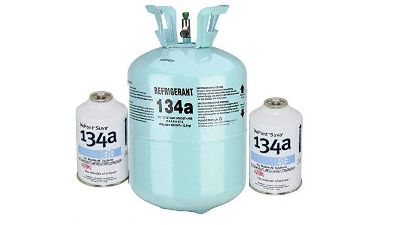 R-134a Refrigerant