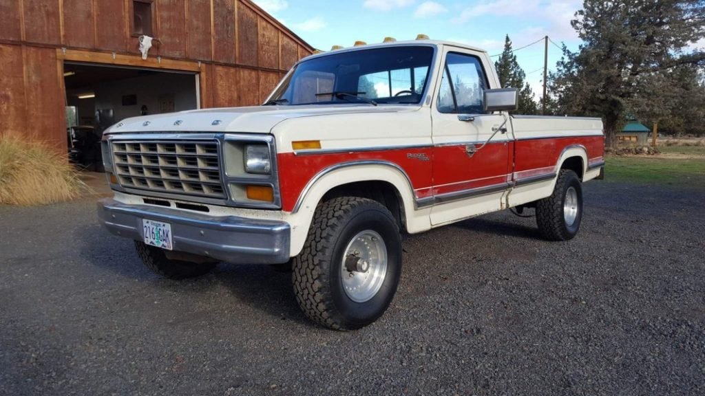 1981 Ford-F150