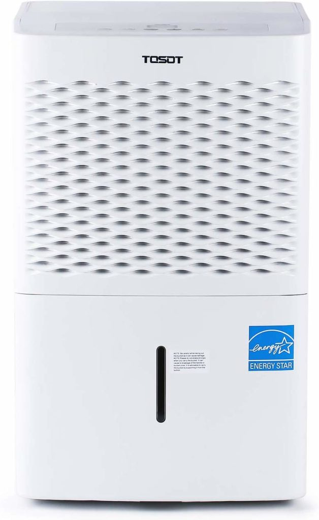 TOSOT 30, 50, & 70 Pint Dehumidifier