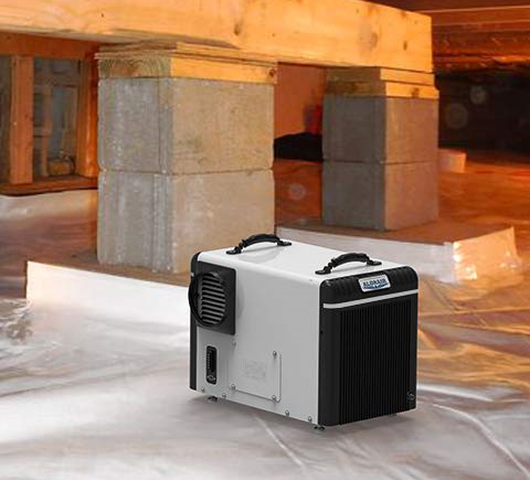 AlorAir Basement or Crawl Space Dehumidifiers2