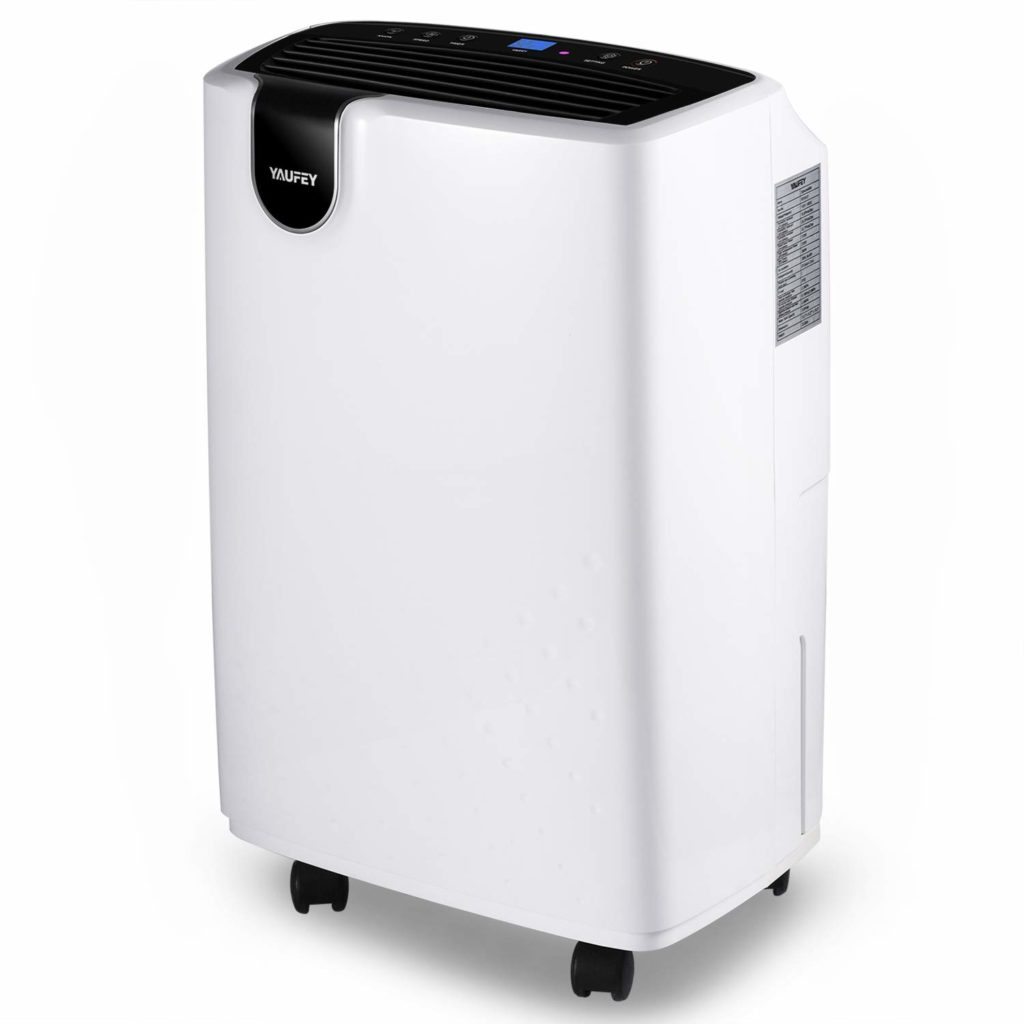 Yaufey 30 Pint Dehumidifier