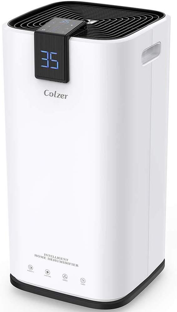 Colzer 30 & 70 Pint Portable Dehumidifier
