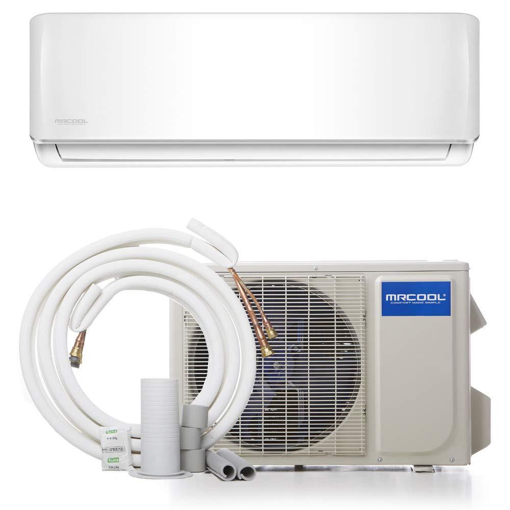 MRCOOL DIY Series Ductless Mini Split Air Conditioner & Heat Pump1