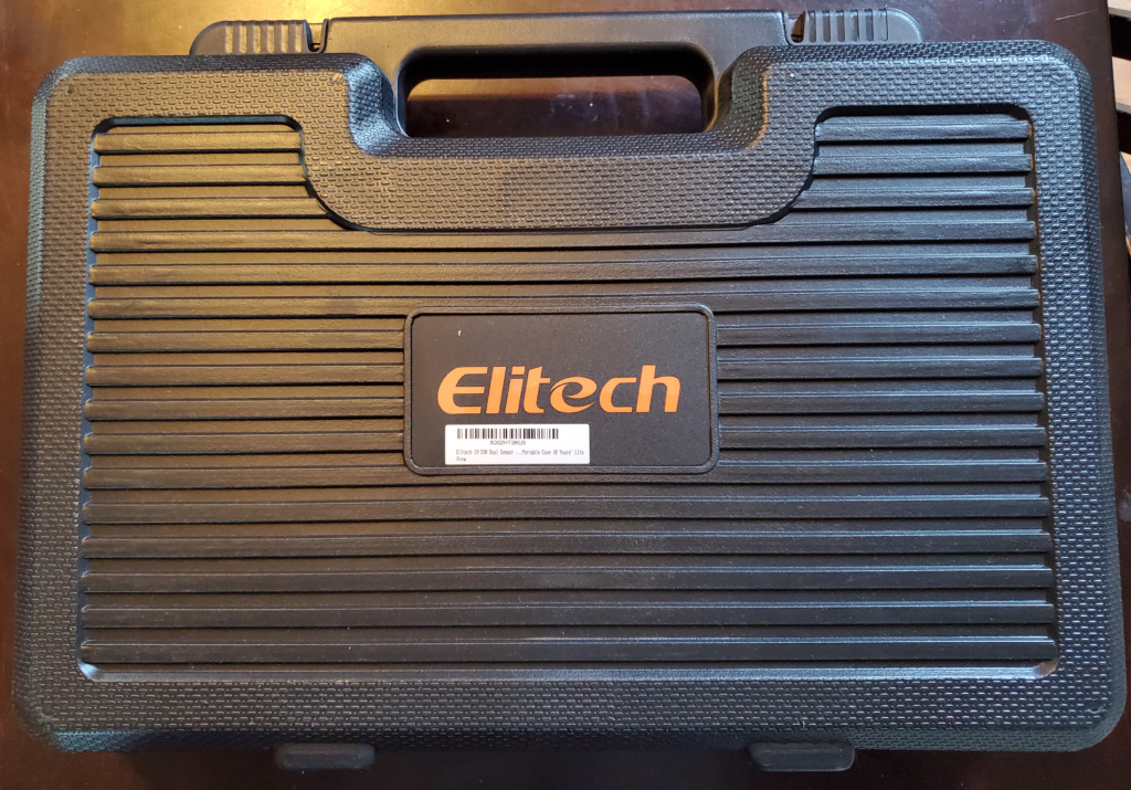 Elitech IR-200 Detector Case