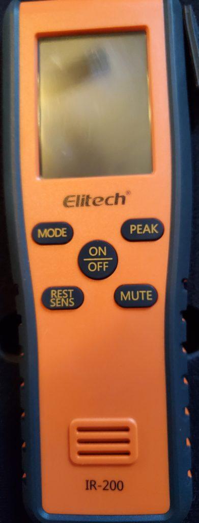 Elitech IR-200 Long Display